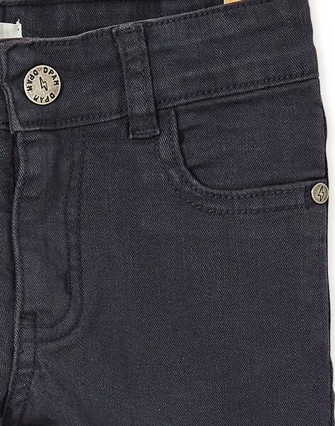 Grey PANTS KOJOPATWI4 / 20W90232D2BJ900
