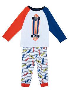 White Pajamas JEGOPYJSKA / 20SH1224PYJ000