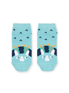 Blue SOCKS LYOVERSOQ / 21SI02Q1SOQ204
