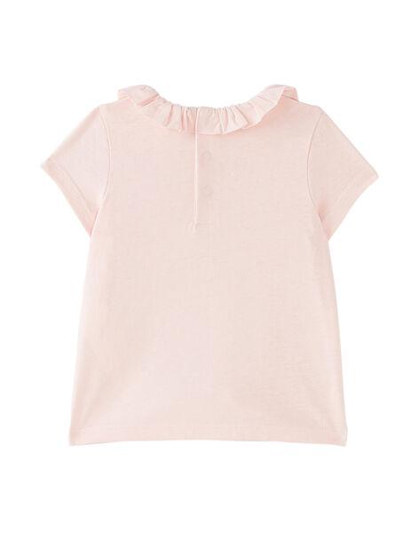 Clear pink Baby blouse JIJOBRA7 / 20SG09T4BRA321