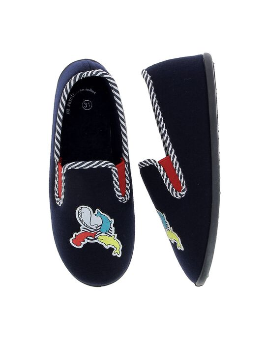 Boys' slip-on slippers CGSGBALE / 18SK36X5D0B070