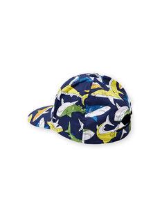 Navy HAT LYOMERCAP / 21SI02D1CHA070