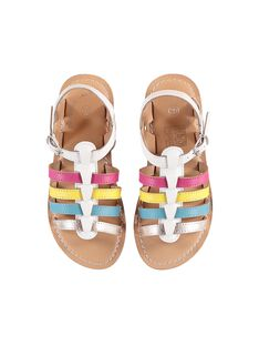 Multicolor Sandal JFSANDMILA / 20SK35ZAD0E099
