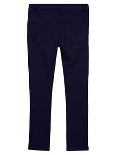 Navy Pants GAJOMIL4 / 19W90149D2B070