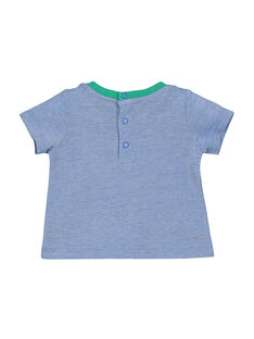 Baby boys' fancy T-shirt FUCATI2 / 19SG10D2TMC099