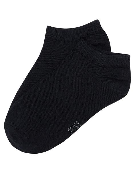 Black Socks JYOESSOQ3 / 20SI0267SOQ090