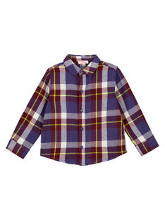 Navy Shirt GOVIOCHEM / 19W902R1CHMC204
