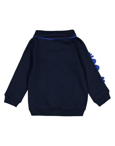 Blue Sweat Shirt GOBLASWE / 19W902S1SWEC243