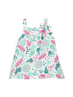 Baby girls' fancy dress FIJOROB7 / 19SG09G2ROB000
