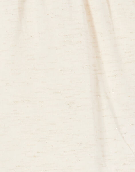 Heather beige T-SHIRT KIRETEE1 / 20WG09G2TMLA011