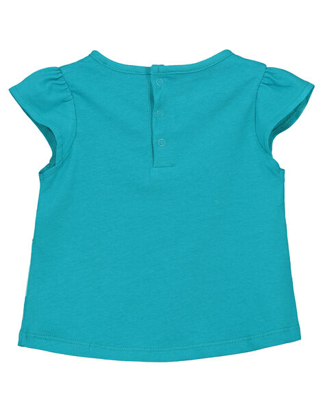 Baby girls' fancy T-shirt FIJOTI7 / 19SG09G2TMC202