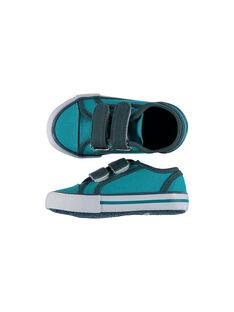 Blue Sneakers FBGVELTUR / 19SK38C4D16C218