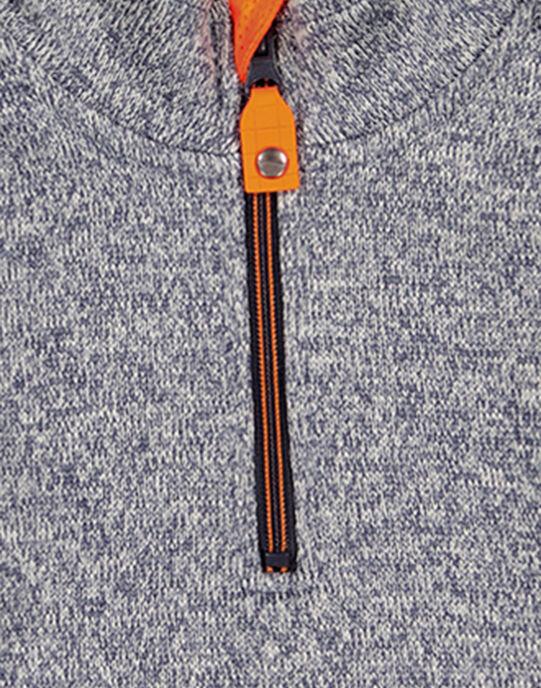 Black Pullover GOJOPULTEK1 / 19W902L3D2E090