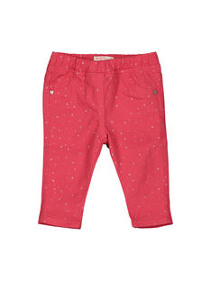 Strawberry rose pants FIJOPAN3 / 19SG0932PAN308