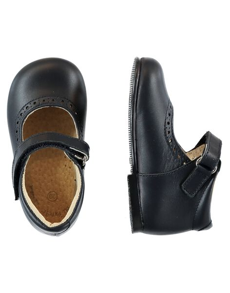 Navy Salome shoes GBFBABPERF2 / 19WK37I1D13070