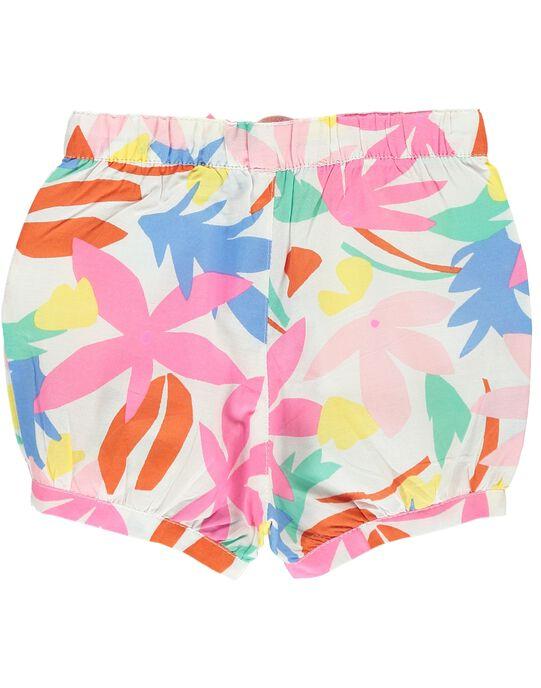 Multicolor Shorts CIMASHO1 / 18SG09U2SHO099