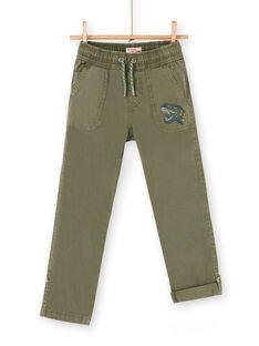 Green BERMUDA LOVERPAN / 21S902Q2BERG631