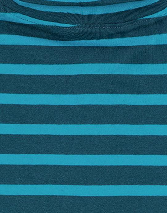 Dark navy under-sweater GOJOSOUP4 / 19W902L1D3B707