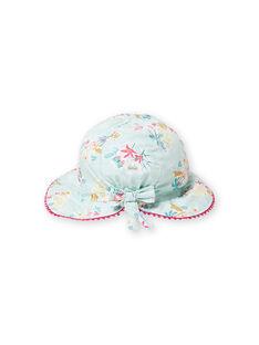 Baby girl blue hat LYIVERCHA / 21SI09Q1CHAG622