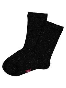 Black Socks GYAJOSCHO2 / 19WI0137SOQ090