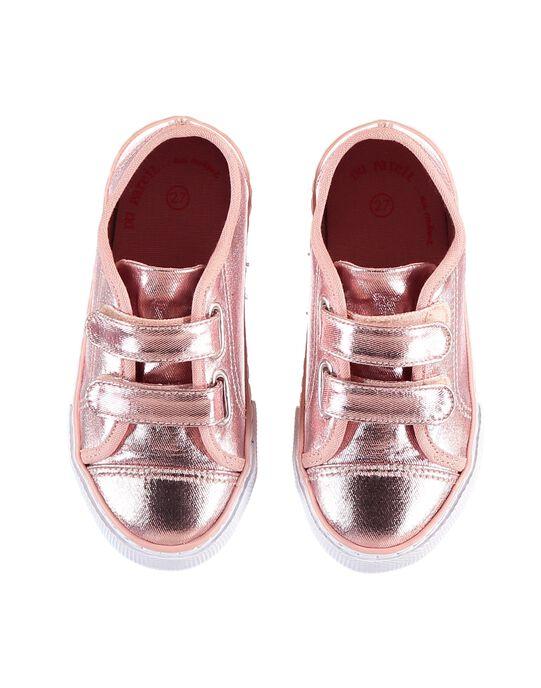 Pink gold Sneakers JFVELMETAL / 20SK35Z1D16K009