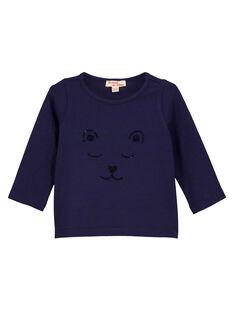 Navy T-shirt GIJOTEE2 / 19WG0943TML070