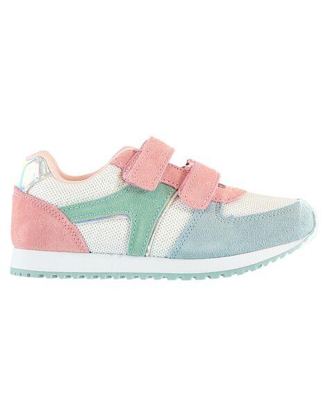Multicolor Sneakers JFBASPASTL / 20SK35Y1D3F099