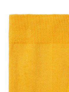 Yellow TIGHTS KYAJOSCOL6 / 20WI0152COL107