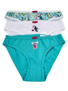 White Panties JEFALOTJUN / 20SH1134SLI000