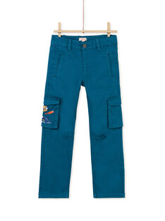 Navy PANTS KOECOPAN1 / 20W902H1PAN716