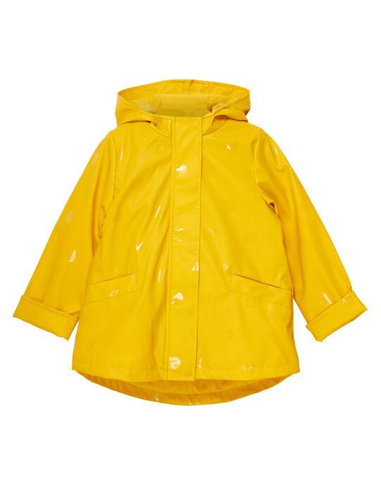 Yellow Rain coat JAGRAIMPER2 / 20S901I2IMPB106