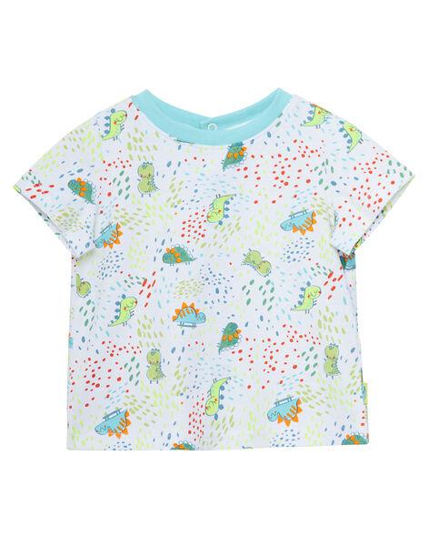 White T-shirt JUBOTI1 / 20SG10H2TMC000