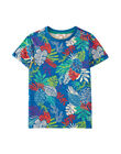 Dark navy T-shirt JOSAUTI4 / 20S902Q3TMC707