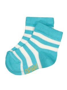 Baby boys' mid length socks FYUJOCHO7B / 19SI10G4SOQ099