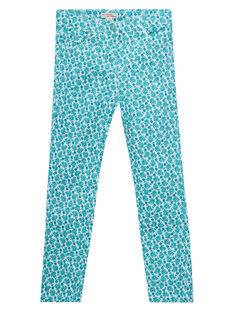 White pants JABOPANT / 20S901H1PAN000