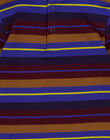 Purple Roll-neck GUVIOSOUP / 19WG10R1SPL711