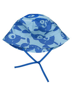 Multicolor Hat FYUNEBOB / 19SI10B1CHA099