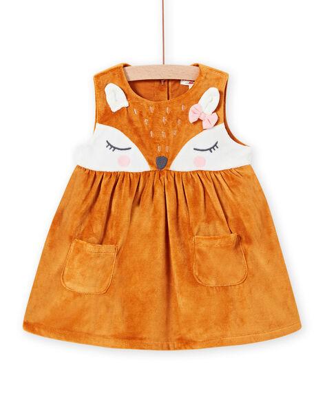 Light brown DRESS MISAUROB2 / 21WG09P2ROB809