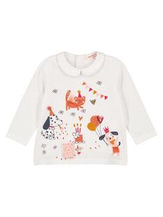 Off white Baby blouse GISANBRA / 19WG09C1BRA001