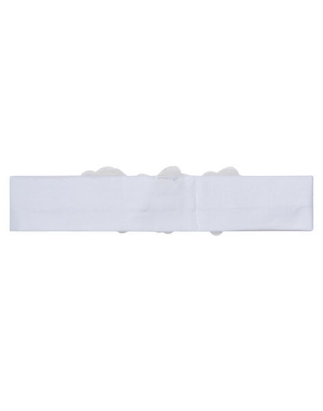White Hariband JYIPOEBAN2 / 20SI09G2BAN000