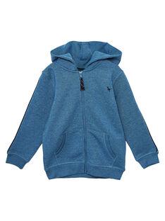 Blue Jogging top JOJOJOH3 / 20S90254D33C206