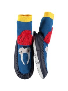 Blue Slippers DGCCPHOQ / 18WK36W3D08C218