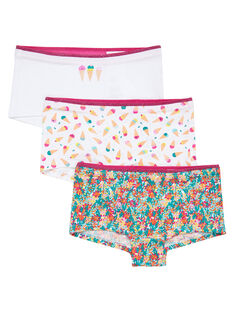White Shorts JEFAHOT1 / 20SH11V1SHY000