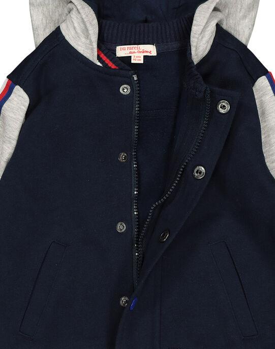 Boys' hoodie FOCOGIL / 19S90281GIL705