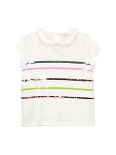 White Baby blouse FACABRAS / 19S901D1BRA000