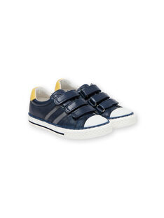Navy Sneakers JGBASLIAGM / 20SK36Y1D3F070
