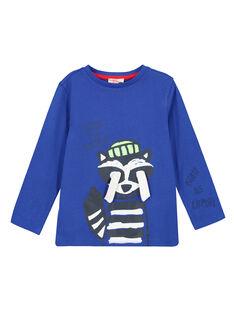 Blue T-shirt GOBLATEE1 / 19W902S2TMLC209