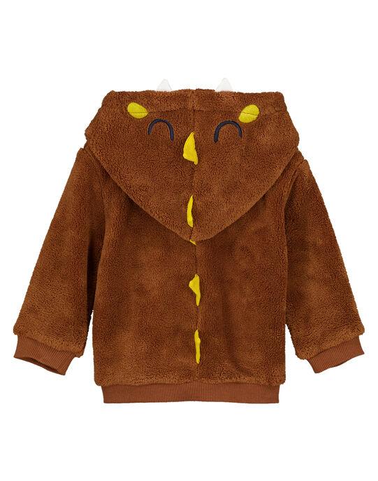 Brown Waistcoat GUJAUGIL / 19WG10H1GILI821