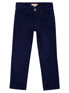 Navy Pants GOJOPAVEL1 / 19W90232D2B070