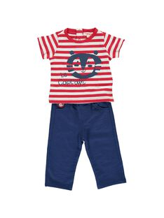 Baby boys' outfit CUDEENS / 18SG10F1ENS099